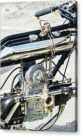 1922 Model Ws Brough Acrylic Print by Tim Gainey