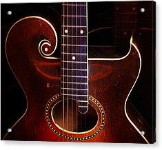 1923 Gibson Acrylic Print