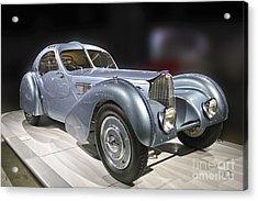 1926 Bugatti Acrylic Print