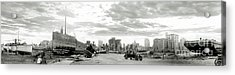 1926 Miami Hurricane  Acrylic Print