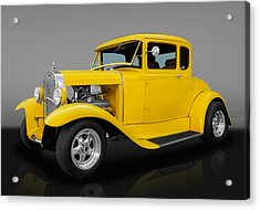 1930 Ford Coupe Acrylic Print