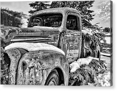 1930's Ford One Ton Acrylic Print