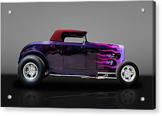 1932 Ford Convertible Acrylic Print