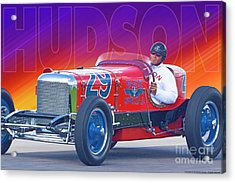 Acrylic Print featuring the photograph 1933 Martz Special by Ed Dooley