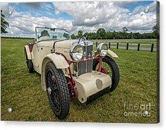 1933 Mg Sports Car Acrylic Print