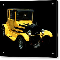 1933 Model T Ford Acrylic Print by Kathleen Stephens