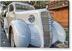 1935 Plymouth Coupe - Series 1 Of 3 Acrylic Print