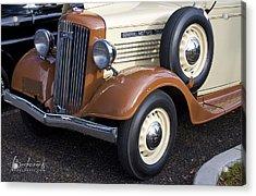1936 Gmc Pickup Truck 1 Acrylic Print