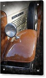 1936 Gmc Pickup Truck 2 Acrylic Print