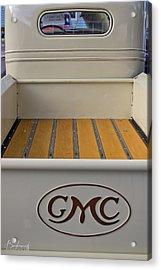 1936 Gmc Pickup Truck 4 Acrylic Print
