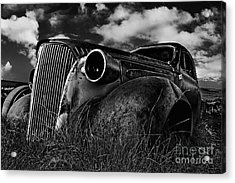 1937 Chevy Coupe Acrylic Print