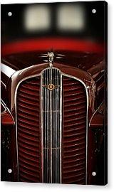1937 Dodge Half-ton Panel Delivery Truck Acrylic Print by Gordon Dean II