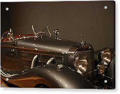 1937 Mercedes-benz 540k Special Roadster Acrylic Print