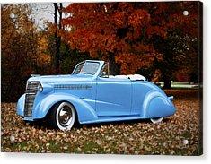 1938 Chevy Acrylic Print
