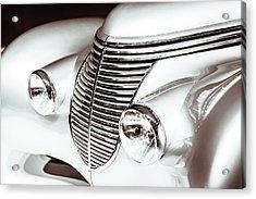 1938 Hispano-suiza H6b Xenia Front Acrylic Print by Wade Brooks