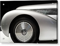 1938 Hispano-suiza H6b Xenia Acrylic Print by Wade Brooks