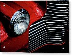 1940 Chevy 2-door Acrylic Print