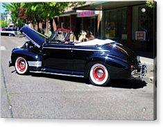 1941  Chevrolet Convertable Acrylic Print