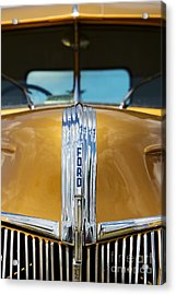 1941 Ford Pick Up  Acrylic Print by Tim Gainey