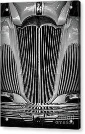 1941 Packard Convertible Acrylic Print