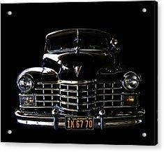 1947 Cadillac Acrylic Print