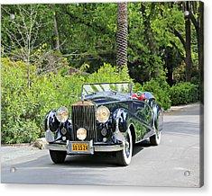 1947 Inskip Rolls Royce Acrylic Print