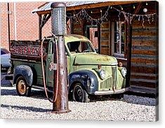 1947 Studebaker M-5 Pickup Truck Acrylic Print