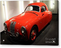 1948 Fiat 1100s - 7d17308 Acrylic Print by Wingsdomain Art and Photography