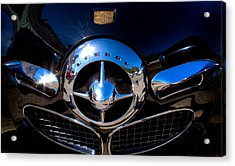1950 Studebaker Champion Acrylic Print by David Patterson