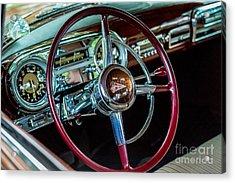 1951 Hudson Hornet Acrylic Print