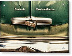 1951 Nash Ambassador Hydramatic Acrylic Print by James BO  Insogna