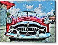 1952 Packard 250 Convertible Acrylic Print