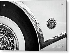 Acrylic Print featuring the photograph 1953 Buick Abstract  by Dennis Hedberg