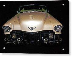 1953 Cadillac Le Mans Custom 2 Seat Convertible Acrylic Print