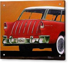 1955 Nomad Acrylic Print