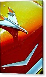 1956 Chev Bel Air Acrylic Print