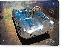 1957 Lotus Eleven Le Mans Acrylic Print