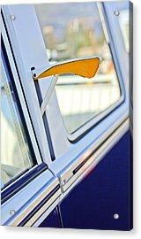 1958 Volkswagen Vw Bus Turn Signal Acrylic Print