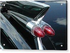 1959 Caddy Fin Acrylic Print