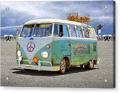 1959 Vw Bus Acrylic Print