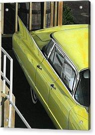 1960 Cadillac Acrylic Print