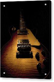 1960 Reissue Guitar Spotlight Series Acrylic Print