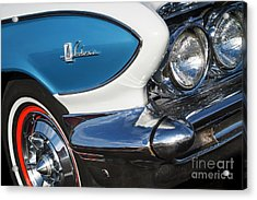 Acrylic Print featuring the photograph 1961 Buick Le Sabre by Dennis Hedberg