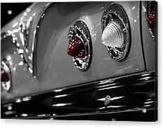1961 Chevrolet Impala Acrylic Print by Gordon Dean II