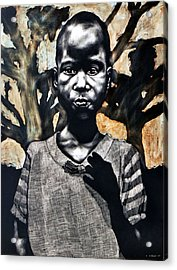 1962 Acrylic Print by Chester Elmore