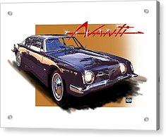 1963 Avanti Acrylic Print