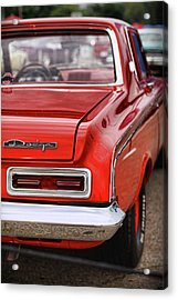 1963 Dodge 426 Ramcharger Max Wedge Acrylic Print by Gordon Dean II