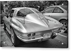 1963 Split Rear Window Coupe Acrylic Print
