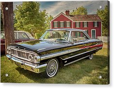 1964 Ford Galaxie 500 Xl Acrylic Print