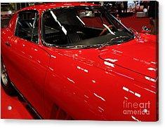 1965 Ferrari 275 Gtb - 5d19 Acrylic Print by Home Decor